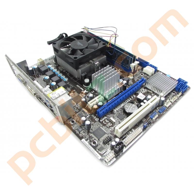 Asrock 960GM/U3S3 FX AMD SATA2 XP