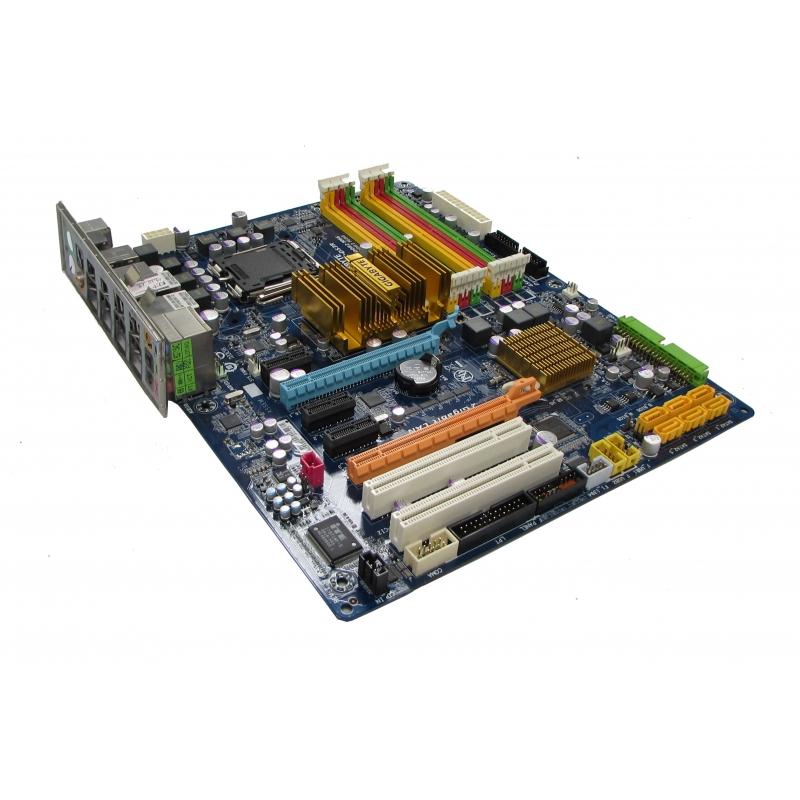 Gigabyte GA-EP45-DS3LR (rev. 1.0) Drivers