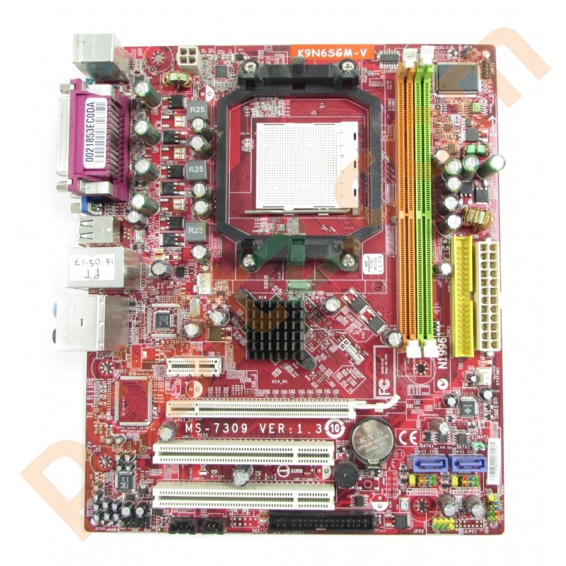MS 7309 MOTHERBOARD TREIBER WINDOWS 10