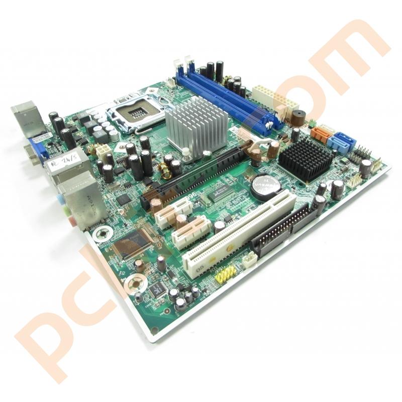 Hp 480429 001 Ms 7525 Ver 1 0 Lga775 Motherboard No Bp Ram Holster Clip Broken Motherboards