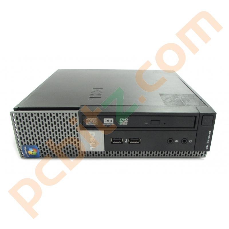 Dell Optiplex 780 USFF Core 2 Duo E7600 3 06GHz 4GB RAM (NO
