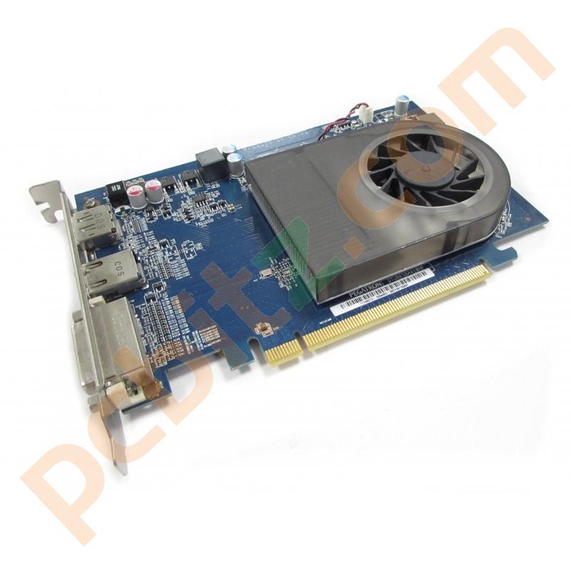 HP Pegatron 695635 001 AMD Radeon HD 7570 2GB GDDR5 PCI E Graphics Card