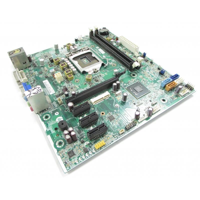 HP Pro 3500 Series 701413-001 LGA1155 Motherboard No BP