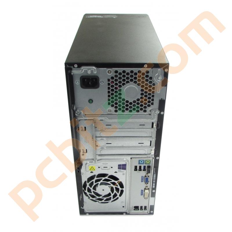 HP 280 G1 MT, Intel Core i3-4160 3 6GHz 4GB 500GB Windows 10 Pro