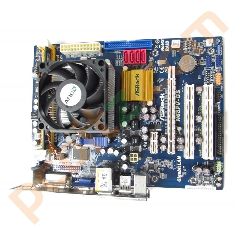 ASRock N68PV-GS Motherboard Drivers for Windows 10