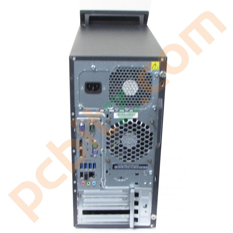 Lenovo ThinkCentre M93p, Core i7-4770 @ 3 40GHz, 8GB, 1TB
