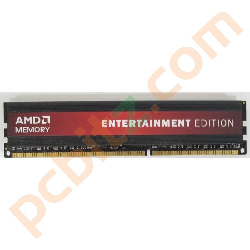 AMD 1 X 4GB DDR3 1333MHZ PC3-10600 CL9 240-PIN DESKTOP