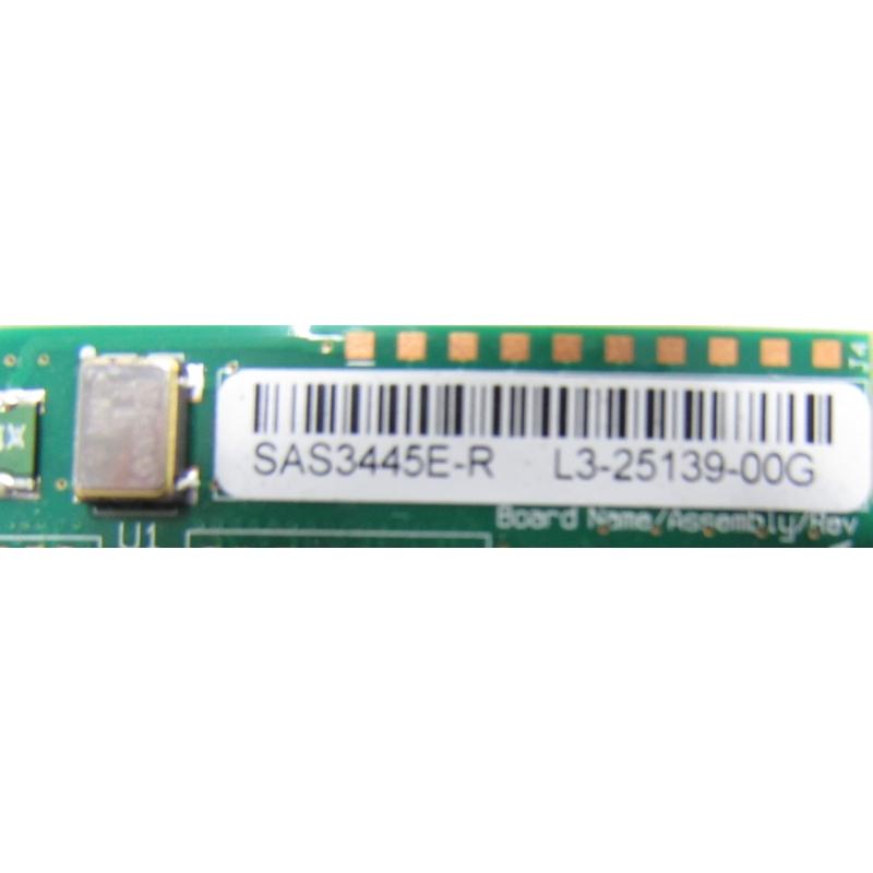IBM 44E8701 LSI Logic SAS3445E-R PCI-E x8 RAID Controller