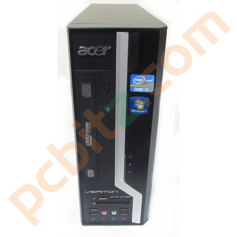 New Drivers: Acer Veriton X4610 ST Microelectronics