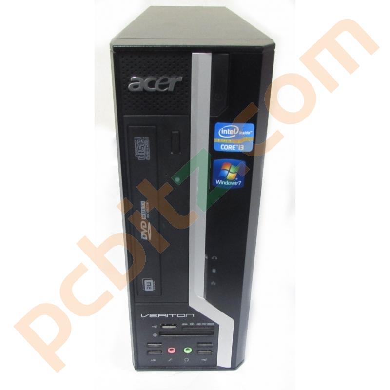 Acer Veriton X4610G Last