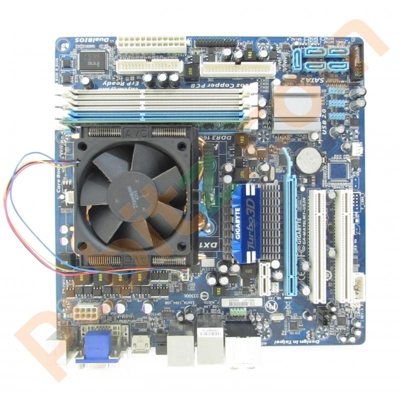 Gigabyte GA-MA78LMT-US2H AMD SATA RAID/AHCI Descargar Controlador