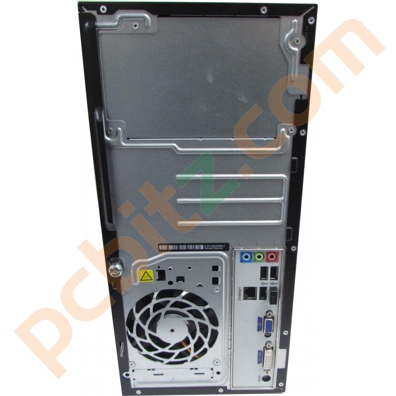 Hp 600b, i3-3220t 2. 8ghz, 8gb, 1tb, windows 7 pro desktop pc.