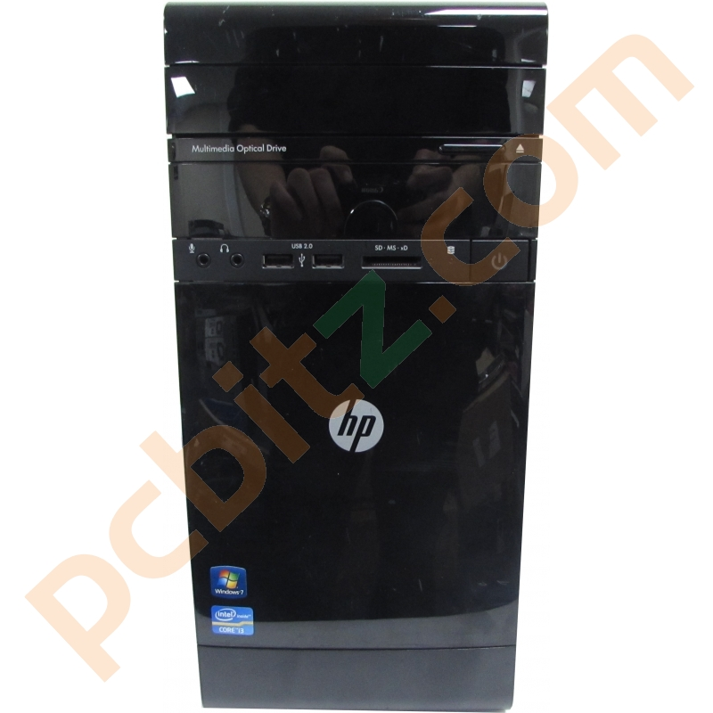 Hp 600b, intel pentium g640t 2. 4ghz, 4gb, 500gb, windows 7 pro.