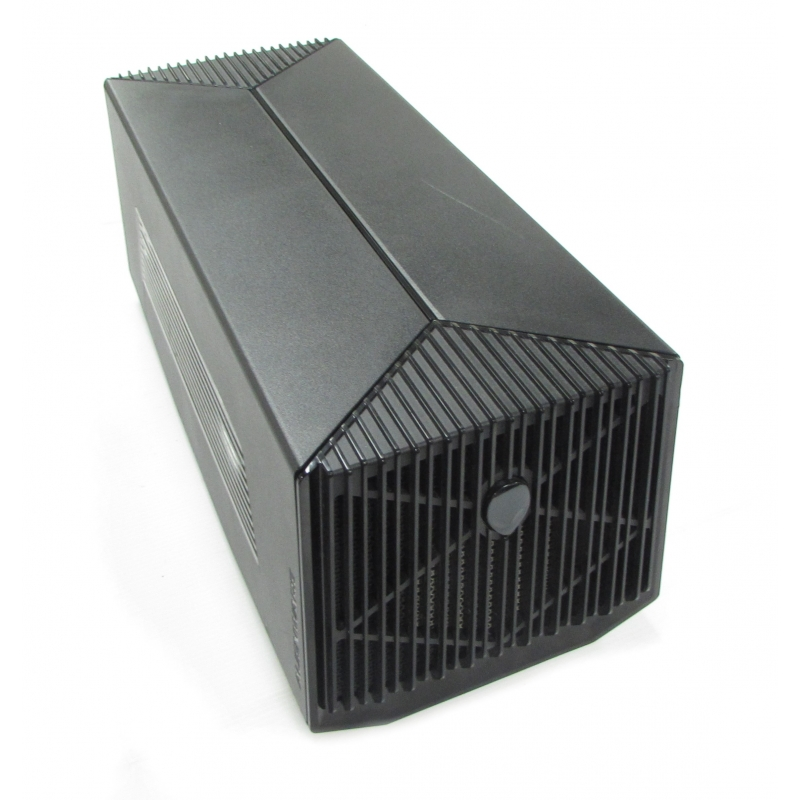 how to use alienware graphics amplifier