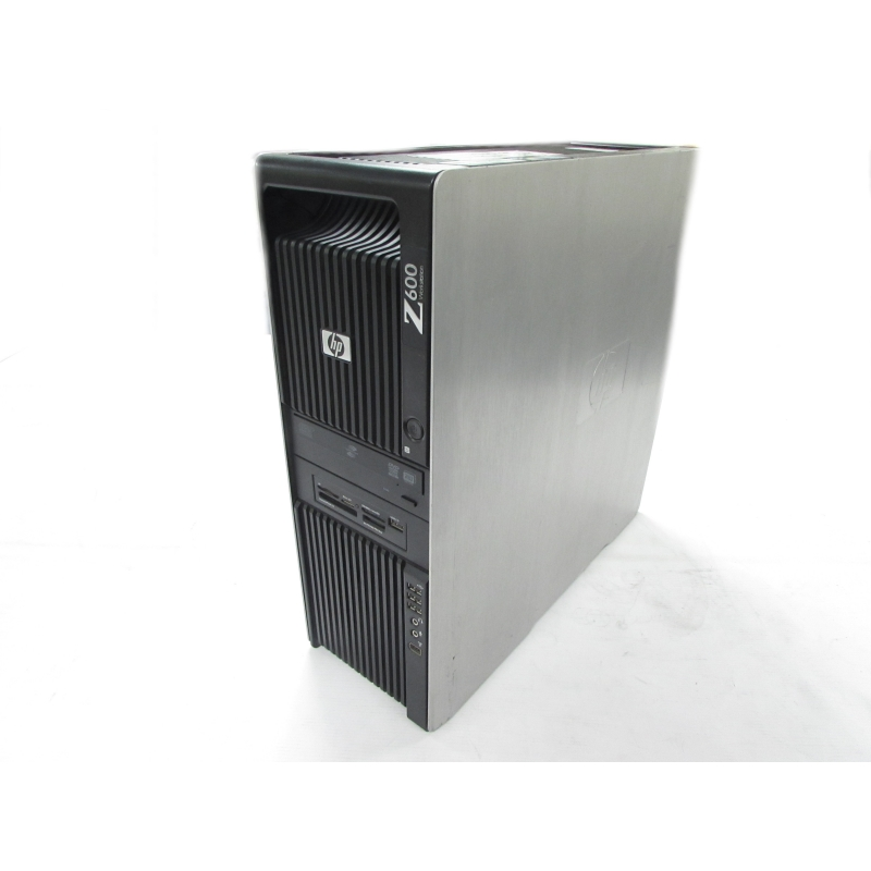 HP Z600 Workstation Barebones Xeon E5620 2 40GHz 6GB RAM