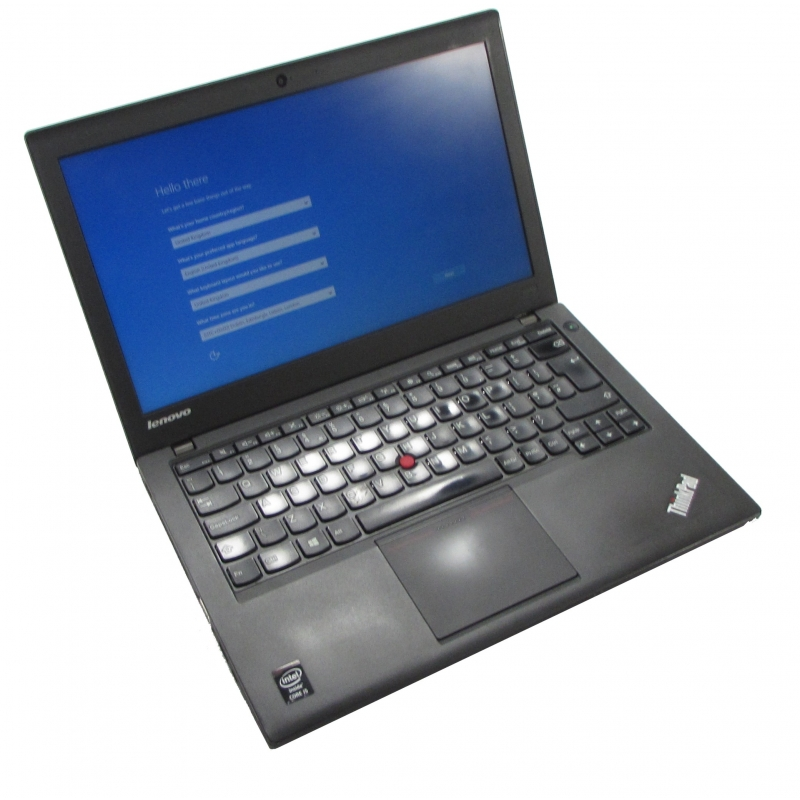 lenovo x240 i5 4300u 1 9ghz 8gb ram 240gb ssd windows 10 12 5 laptop refurbished laptops. Black Bedroom Furniture Sets. Home Design Ideas