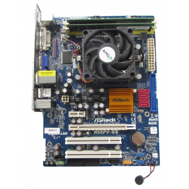 NEW DRIVER: ASROCK N68PV-GS NVIDIA ALL-IN-1