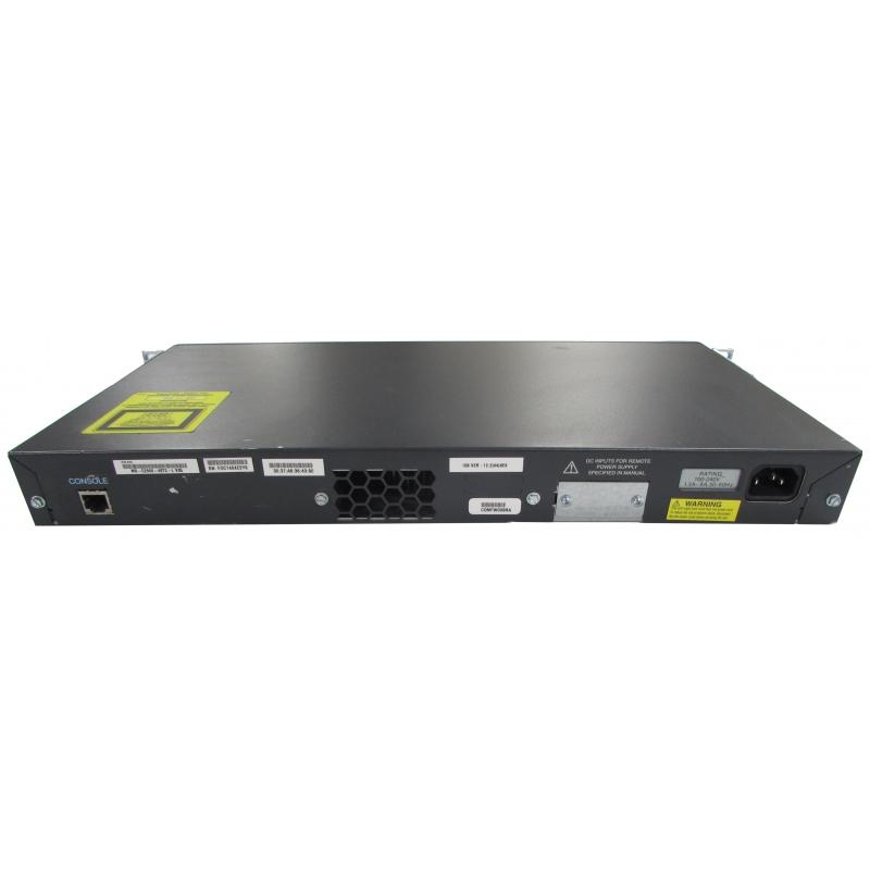 Cisco 2960 WS-C2960-48TC-L V09 48 Port Switch 10/100 Mbps