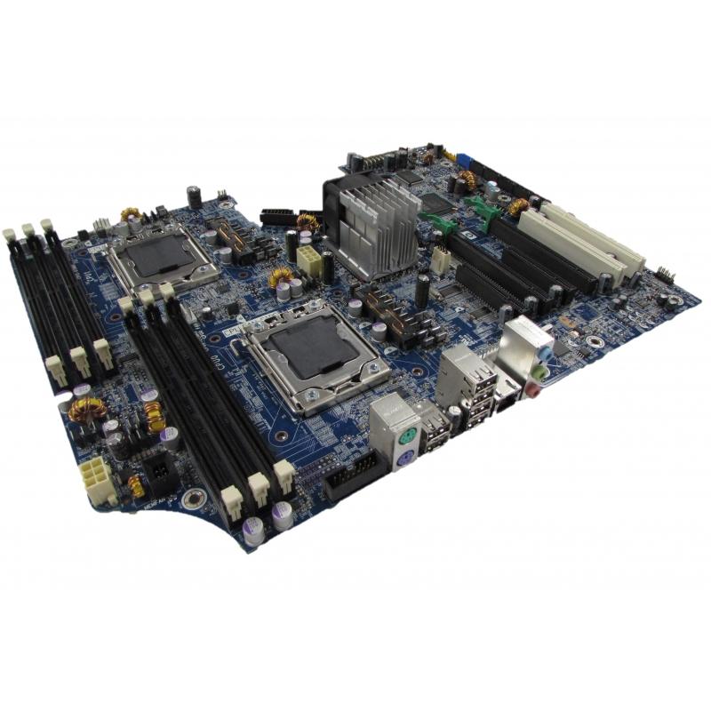 HP Z600 Motherboard 461439-001 Motherboards