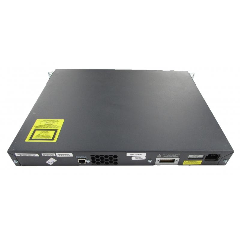 Cisco Catalyst 3560 WS-C3560G-24TS-E 24 Port Gigabit Switch