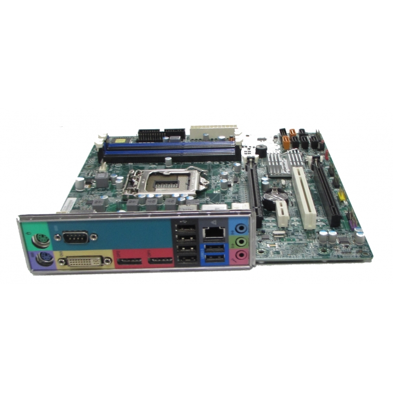 ACER / ECS Q77H2-AM V1 0 Intel Socket 1155 Motherboard with