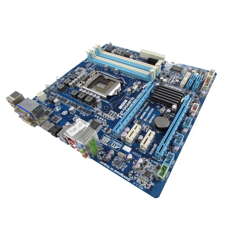 Gigabyte GA-H67N-USB3-B3 Smart Recovery2 Descargar Controlador