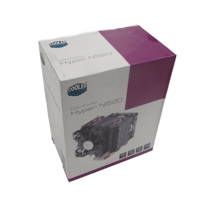 Cooler Master Hyper N520 CPU Cooler for LGA 775/1156/1366