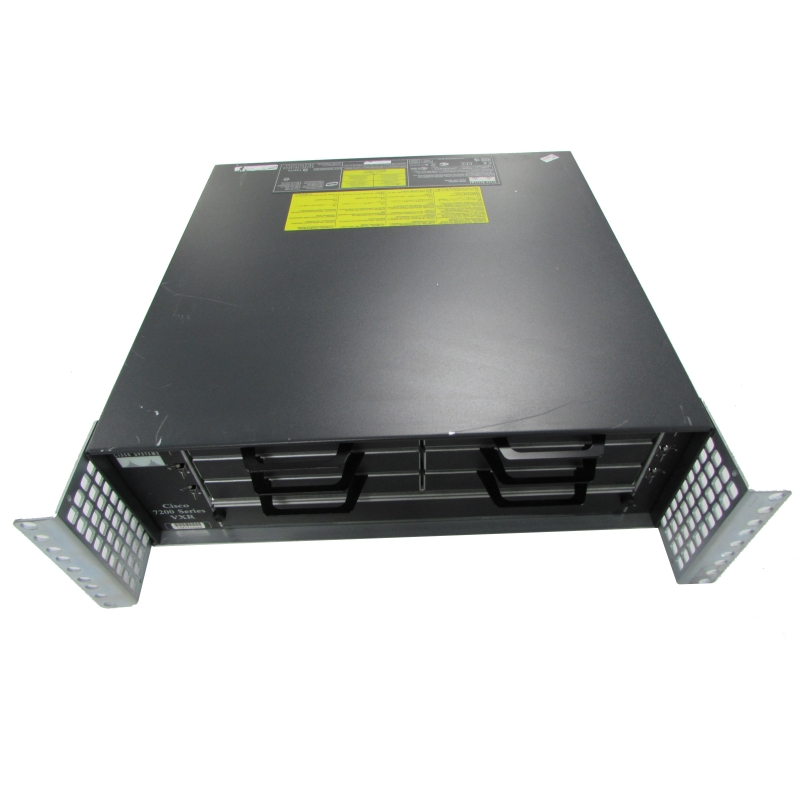 Cisco 7200 VXR Rack Mount Modular Network Router Chassis Routers