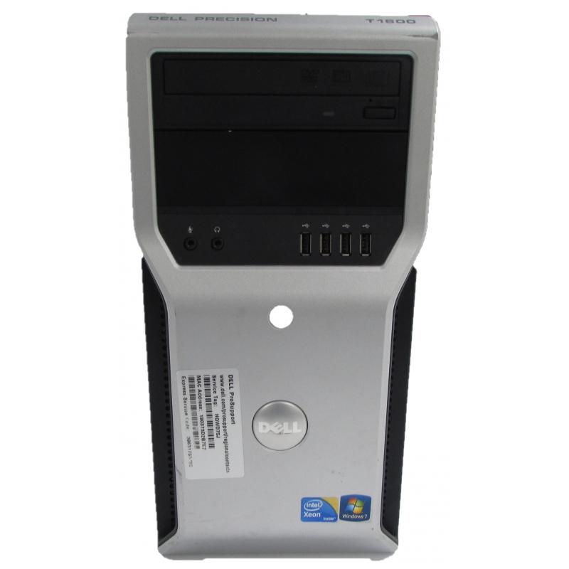 Dell Precision T1600 Xeon E3 1270 3 4ghz 16gb 1tb Win 10