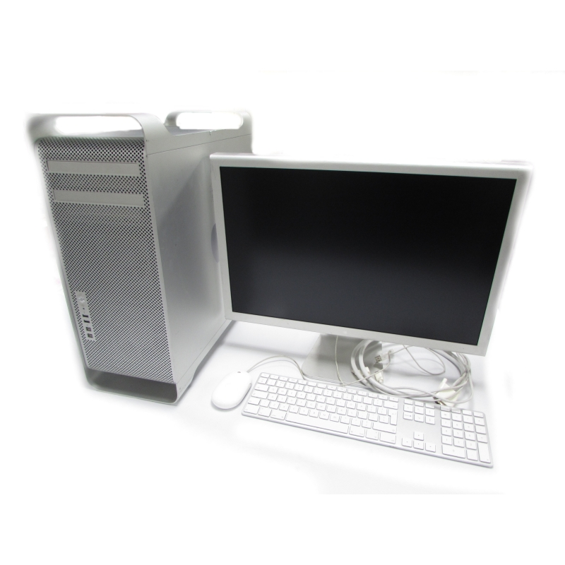 Ultimate Hackintosh Apple Mac Pro Quad Xeon Server Power