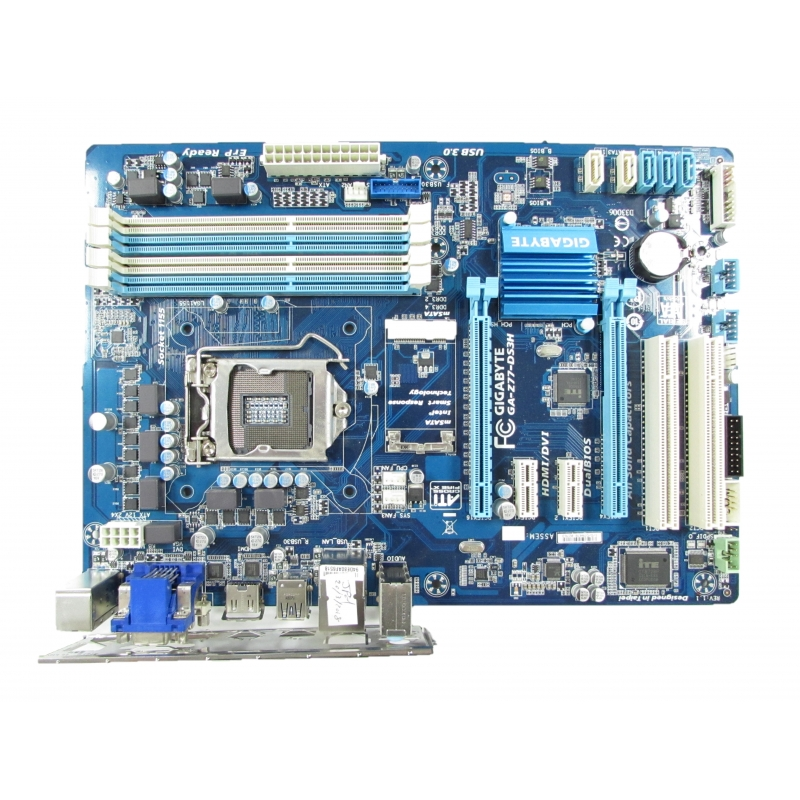 GIGABYTE GA-H77-DS3H INTEL SMART CONNECT TECHNOLOGY DRIVERS WINDOWS 7