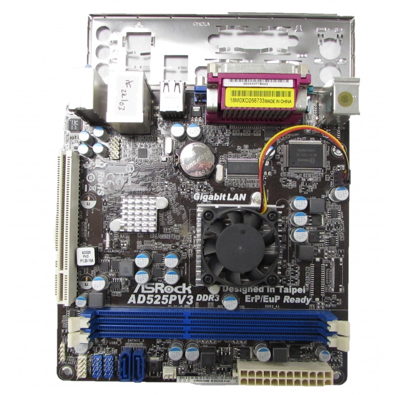 ASROCK AD525PV3 INTEL VGA WINDOWS