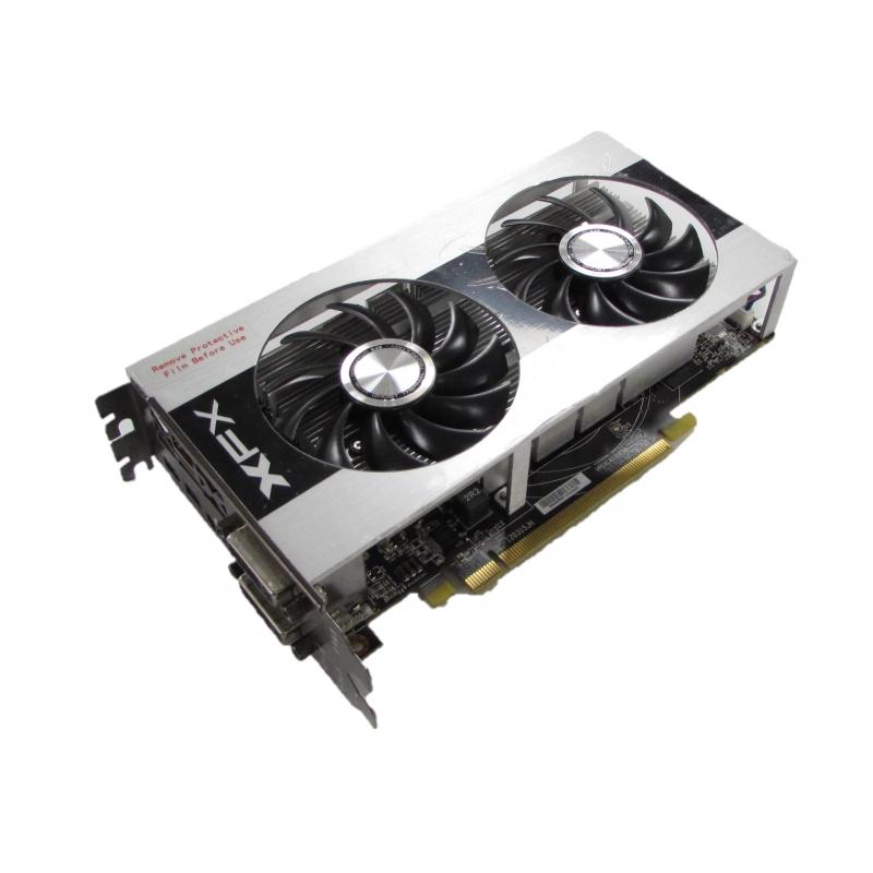 XFX Radeon HD 7850 2GB GDDR5 PCI-E Graphics Card Graphics ...