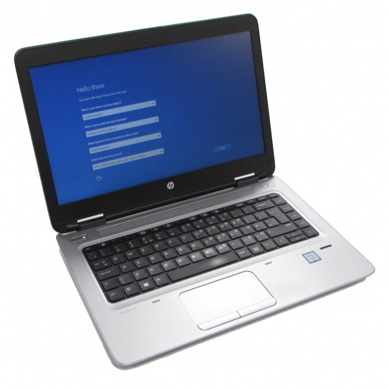 hp probook 640 g2 core i5 6200u 2 3ghz 4gb 256gb windows 10 pro 14 laptop refurbished laptops. Black Bedroom Furniture Sets. Home Design Ideas