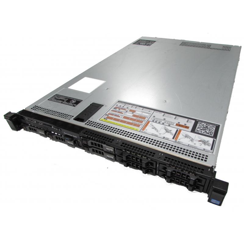 Dell PowerEdge R620 2 x Xeon Six Core E5-2640 @ 2 5GHz 32GB