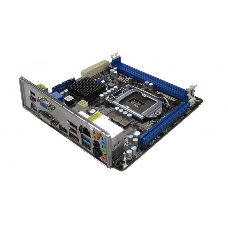 Asrock H61M-ITX AppCharger Windows Vista 32-BIT