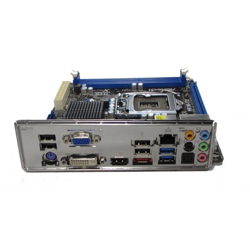 Asrock H61M-ITX ASMedia USB 3.0 Drivers