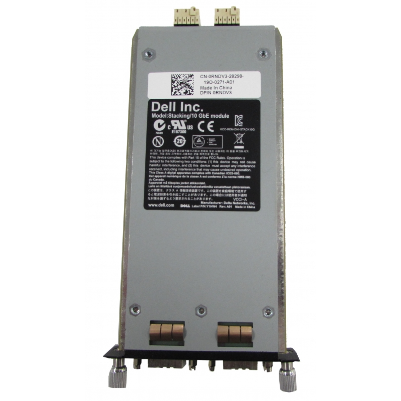 Dell PowerConnect 7000 2P 10GbE CX4 Stacking Module RNDV3