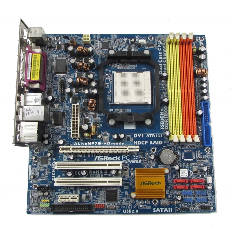 Asrock ALiveNF7G-HDready nForce Drivers for Windows 10