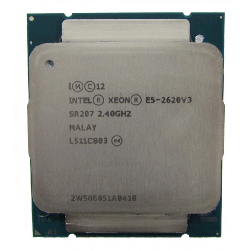 Intel Xeon E5-2620 v3 SR207 2.40GHz 6-Core 15M 8GT//s LGA2011 CPU Processor