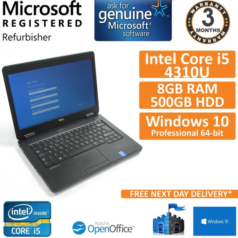 Dell Latitude E5440, Core i5-4310U @ 2GHz, 500GB, 8GB