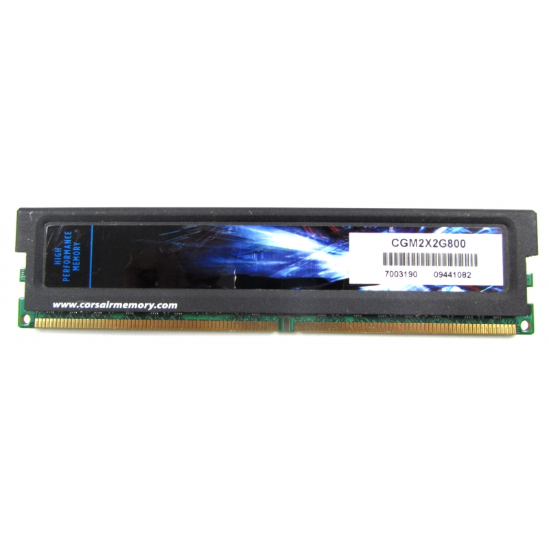 1 X 2gb Corsair Gaming Memory Cgm2x2g800 Pc2 6400 Ddr2 Ram Ram Memory