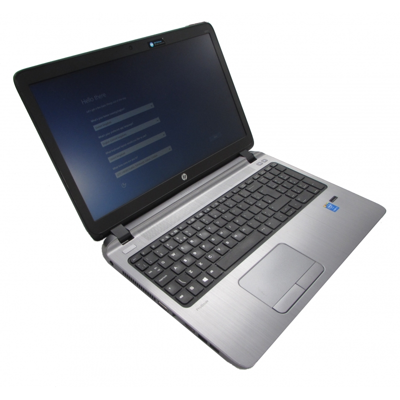 HP ProBook 450 G2 Core i5-4210U 1 7GHz 8GB 500GB Windows 10