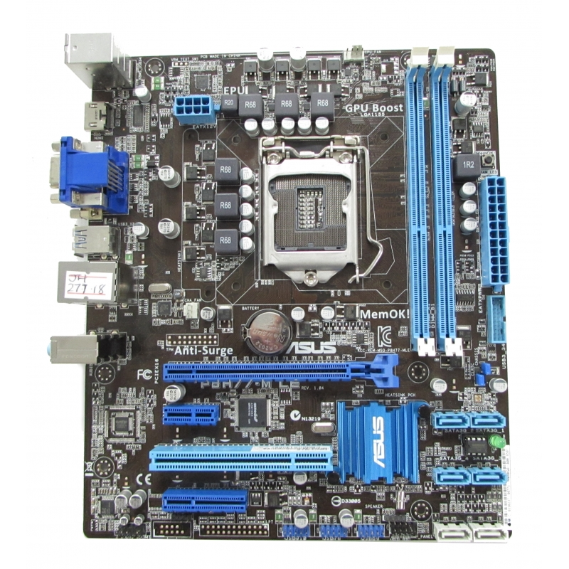 Asus P8H77-M Realtek Ethernet Vista