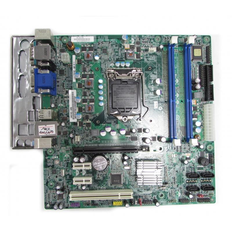 ACER / ECS H61H2-AM V1 1 Intel Socket 1155 Motherboard with I/O