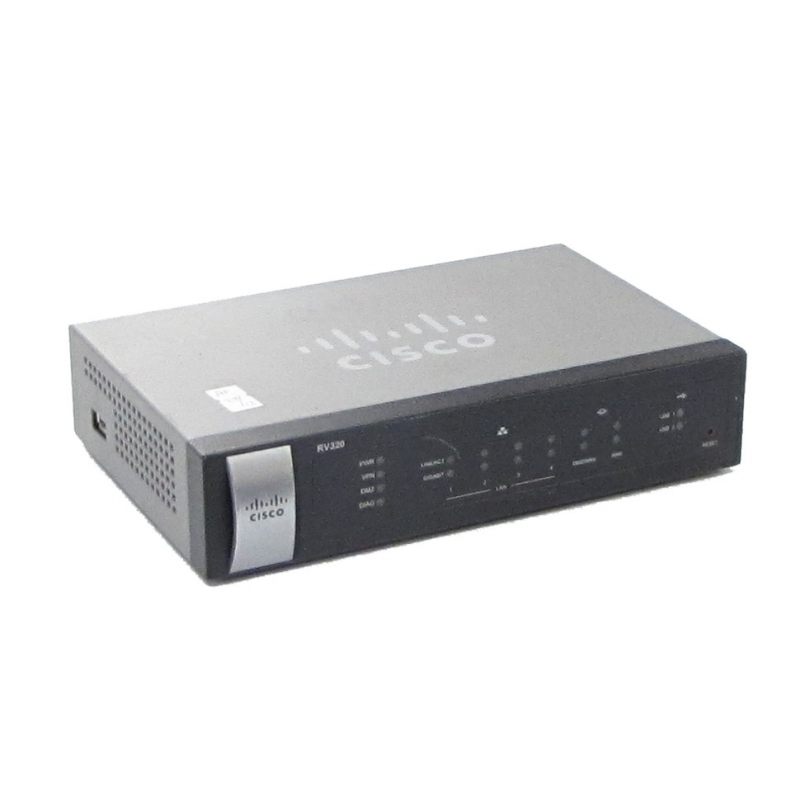 Cisco Systems Small Business Dual WAN GIgabit VPN Router