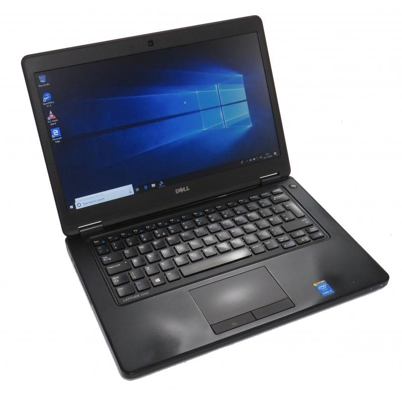 Dell Latitude E5450, Core i5-5200U 2 2GHz, 500GB, 8GB DDR3