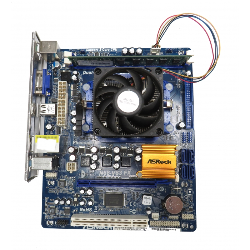 Asrock N68-VS3 FX Instant Boot Drivers Mac