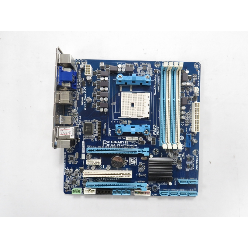 Gigabyte GA-F2A75-D3H Smart Recovery2 Driver