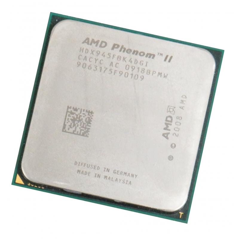 amd phenom x4 945 black edition